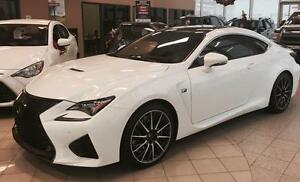2015 Lexus RC F  GROUPE PERFORMANCE