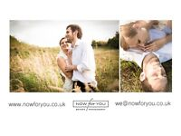 Wedding photography promotional offer from NowForYou (Merseyside Area)