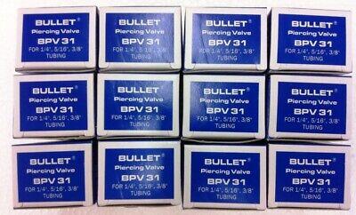 Bpv31d Supco Bullet Piercing Valve 12 Pk Of Bpv31 14 516 38 Tubing