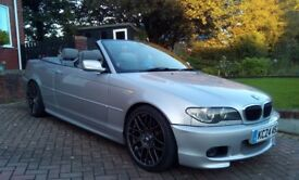 2003 bmw 330 msport convertible mint