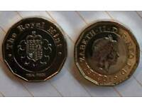 New trial £1 coins