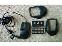 Logitech G9 Programmable Laser Gaming Mouse Great Condition