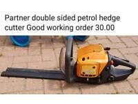 Partner Hedge cutter