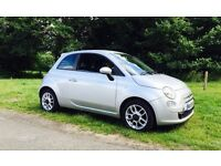 Fiat 500 Sport 1.2 (59reg) *£30 Road Tax *Service History *Part Ex Considered