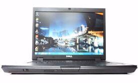 DELL E5500/ INTEL DUAL CORE 2.00 GHz/ 3 GB Ram/ 120 GB HDD/ WIRELESS - WIN 7