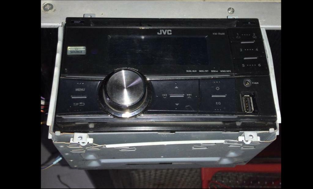Jvc Double dim CD player | in Southsea, Hampshire | Gumtree