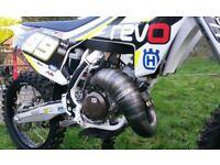 HUSQVARNA TC 125 MOTO-X