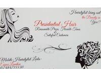 Presidential Mobile Hairdressing Business