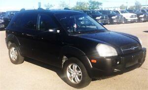 2007 Hyundai Tucson GL V6**LEATHER HEATED SEATS**