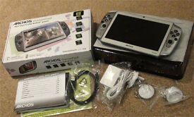Archos GamePad 8GB Touch Screen 1080p HD Andriod Tablet with Wifi