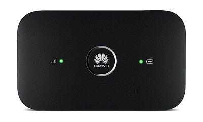 Huawei E5573 WLAN Mobile Hotspot LTE 4G 3G Router Modem WiFi Haus Auto NEU