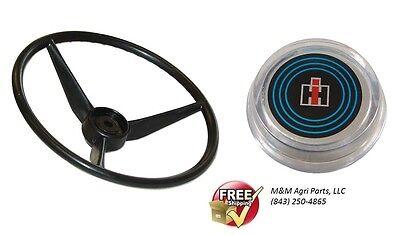Steering Wheel Cap Ih Farmall Cub Loboy 154 184 185 Tractor Cub Cadet 982
