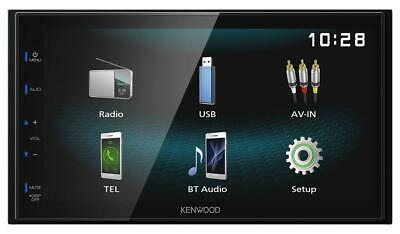 Kenwood DMX120BT Doppel-DIN MP3-Autoradio Touchscreen Bluetooth USB iPod AUX-IN Touch Screen Bluetooth
