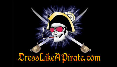 Dress Like A Pirate