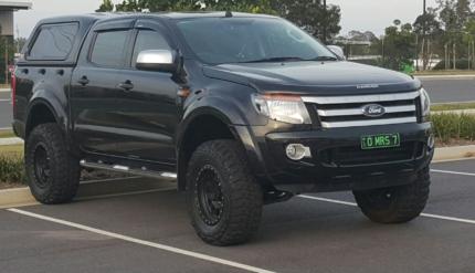 Ford Ranger 2014 XLS Auto NO SWAPS