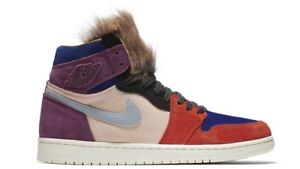 Jordan 1 Aleali May Court Luxe W DS Size 5,5.5,6.5,8.5,9.5