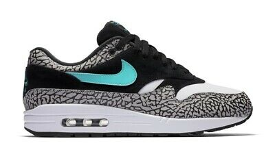 new product e67c7 abcdd 2017 Nike Air Max 1 Premium Retro Atmos Size 10.5 Brand New Elephant 908366  001