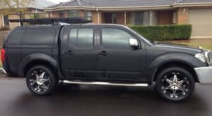 2008 Nissan navara d40 must sell!!! Hoppers Crossing Wyndham Area Preview