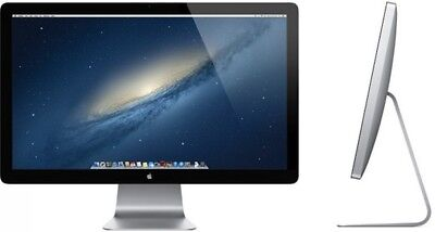 "Apple Thunderbolt Display A1407 27""  Widescreen LED Monitor, built-in Speakers 3"