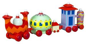 In The Night Garden Ninky Nonk Train Toy Set. New and Free Delivery