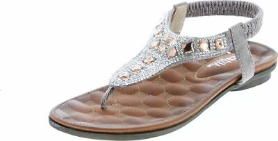 Patrizia by Spring Step Women's Renata Jeweled Thong -