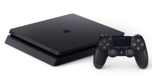 PS4 SLIM EXCHANG/ÉCHANGE WITH/AVEC IPHONE X, XR OR XS +$$$
