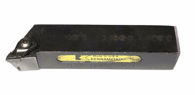Kennametal Nklcr-1605c 1 Square Shank Top Notch Profiling Holder