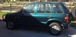 2000 Kia Sportage Wagon Weston Cessnock Area Preview