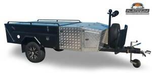 Platinum Quest S2 Rear Fold Hard Floor Camper $85 p/w Malaga Swan Area Preview