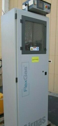 2 Bottle Airgas Flexgas Ethylene high purity gas delivery system, SDC panels
