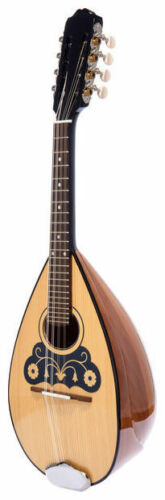 All-solid Bowlback Mandolin MD-001