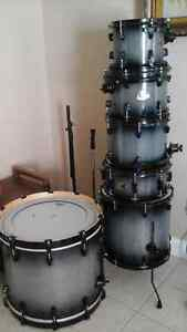 **** SOLD*****  SEE OTHER ADS **Ludwig Element Kit - Shells Only West Island Greater Montréal image 2