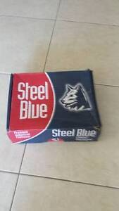 Safety Work Boots  ( Steel Blue Brand) Upper Coomera Gold Coast North Preview