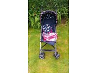COOL CANDY CHILDS BUGGY £60
