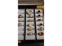 Men's Gold Rings - Valentines Pressie?