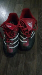 Boys Adidas Soccer cleats size 5