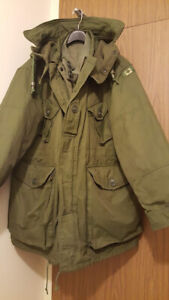 Canadian Armed Forces Extreme Cold Weather Arctic Parka