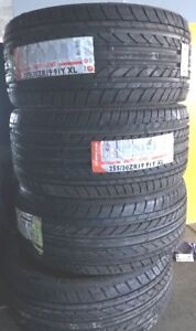 255/30zr19, 91y, Summer (Set 4) *NEW*, NANKAN NOBLE SPORT NS-20