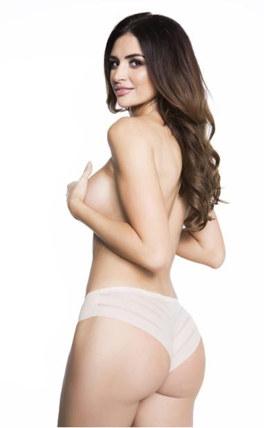 Damen-Slip Panty UNSICHTBARE Julimex JOY  Unterhose Microfaser Invisible Nahtlos