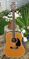 1985 TAKAMINE EF360S acoustic/electric