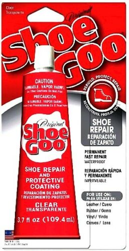 3.7 FRESH Tube CLEAR SHOE GOO *** Fresh Stock 9/18/20 *** We Ship QUICK!....