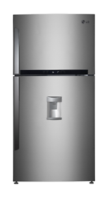On Sale!! LG 515L Stainless Steel Fridge With Water Dispense Tempe Marrickville Area Preview