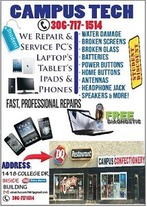 Cellphone & Laptop Repairs (One Stop Solution)