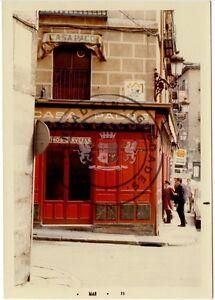 FOTOGRAFIA-DE-LA-ANTIGUA-TASCA-CASA-PACO-2-EN-MADRID-CALLE-GOMEZ-DE-MORA-1971
