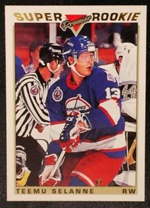 1993/94 O-Pee-Chee Premier Series One Gold Hockey Cards #1-264 London Ontario image 4