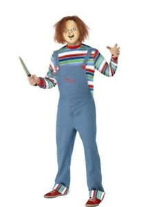 FULL Chucky costume or just Mask