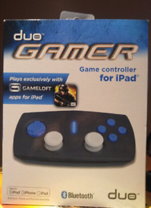 Duo Gamer Wireless Bluetooth Controller