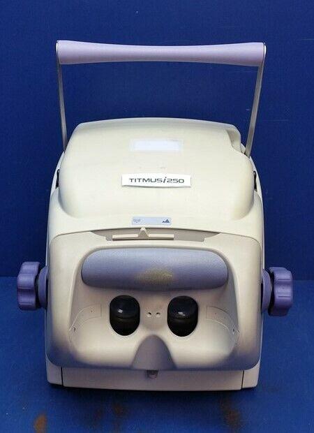 Titmus i250 Sperian Vision Screener Eye Testing Machine