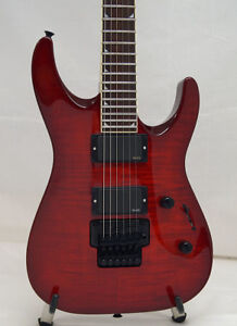 Jackson DKMG Dinky Electric Guitar with EMGs (w Floyd Rose)