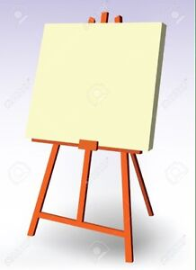 ISO Painter's Easel
